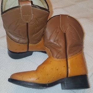 Dan Post Toddler Cowboy Boots